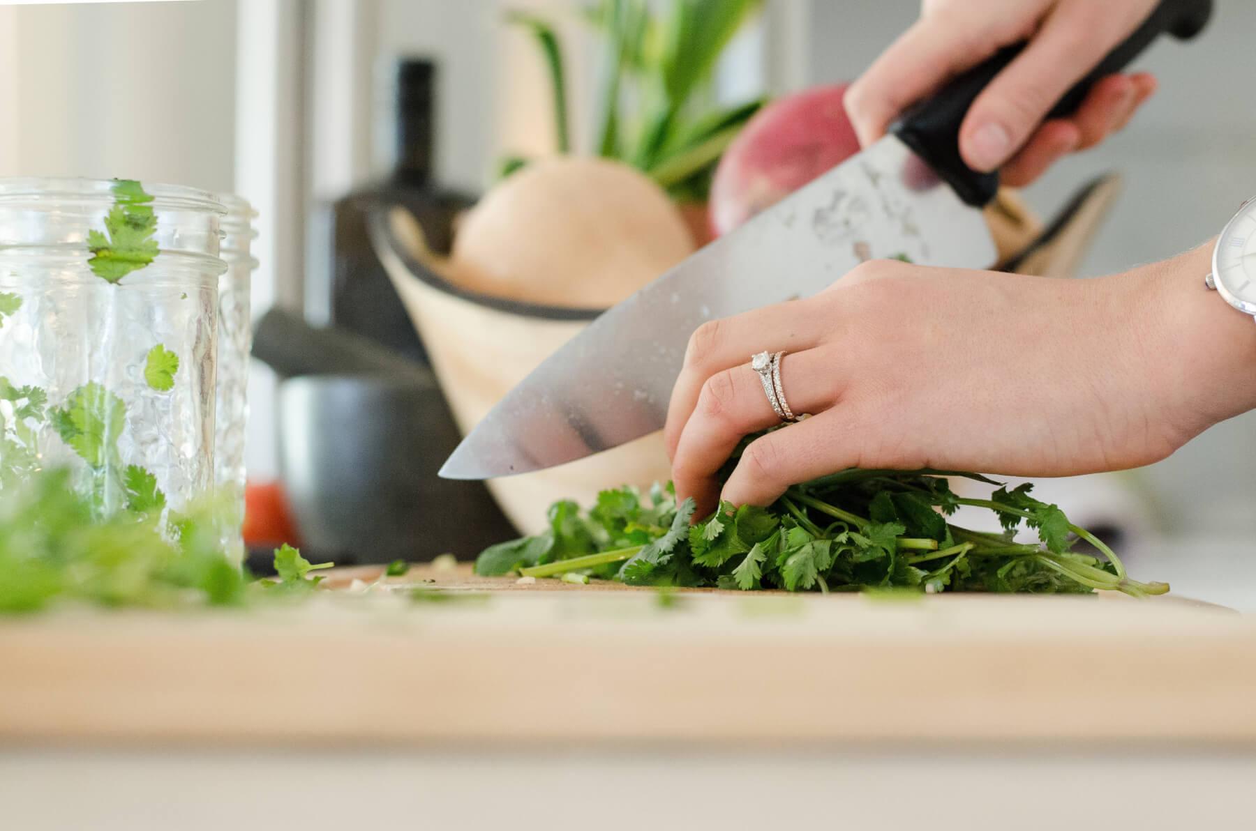 Trucs de base pour une cuisine zéro déchet