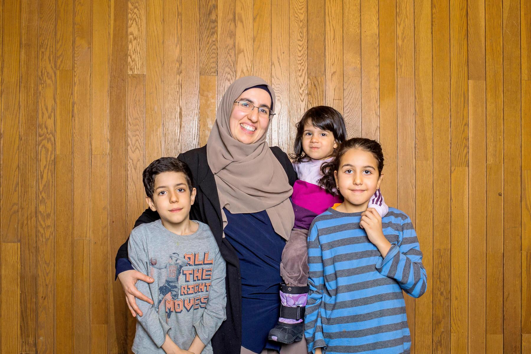 Entrevue : passer à l'action en impliquant ses enfants