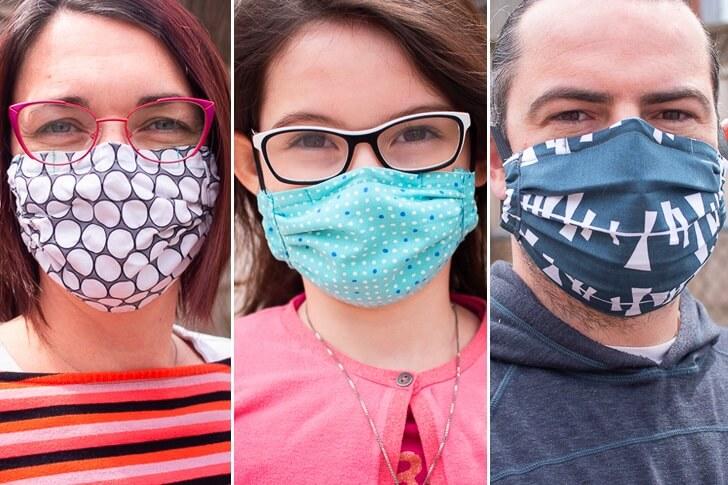 Fabriquez votre masque