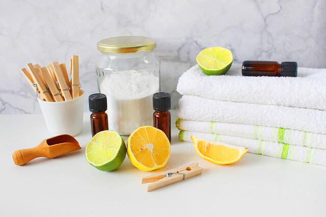 Grand ménage du printemps : produits nettoyants zéro déchet