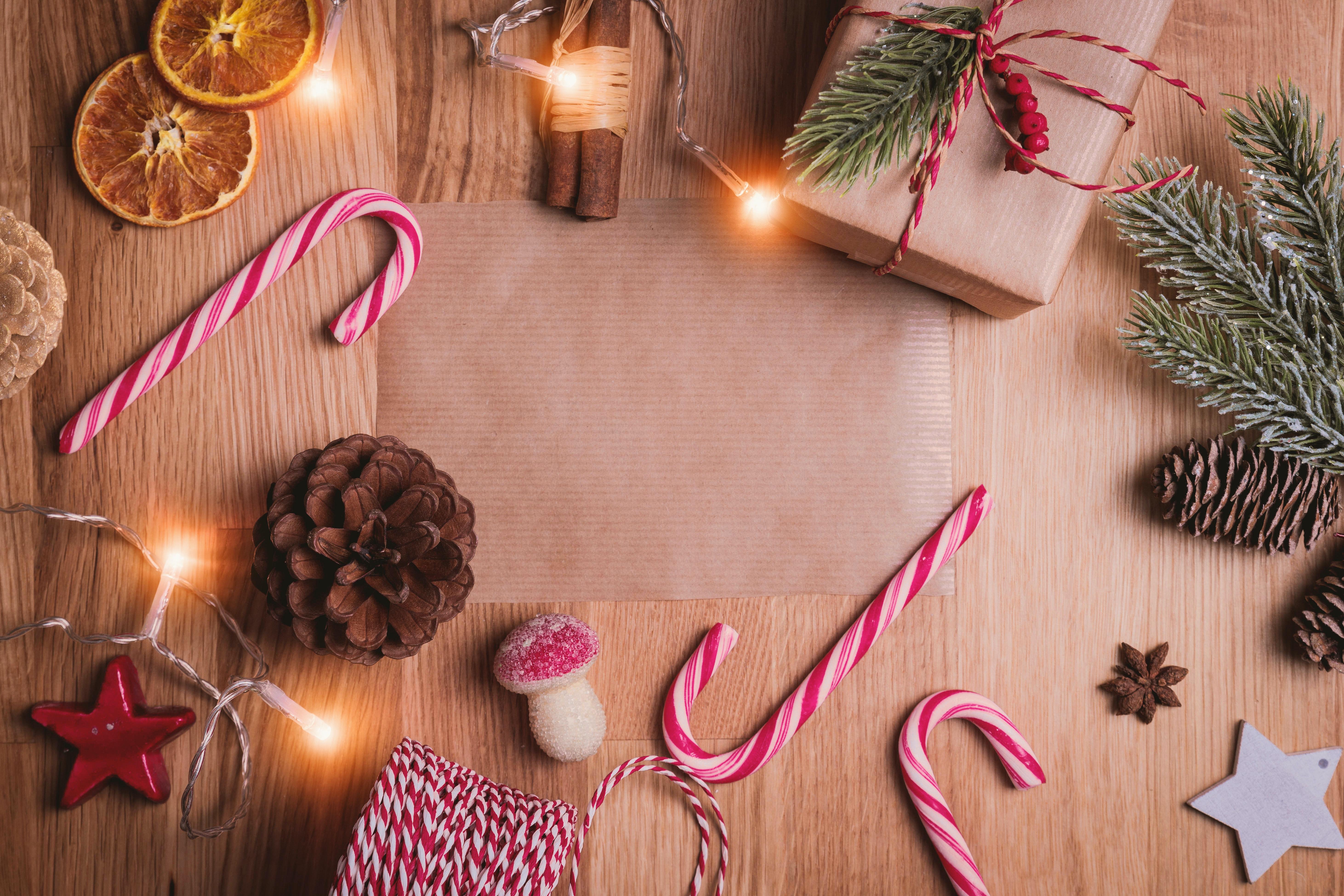 Inspiration pour le Père Noël : idées-cadeaux zéro déchet
